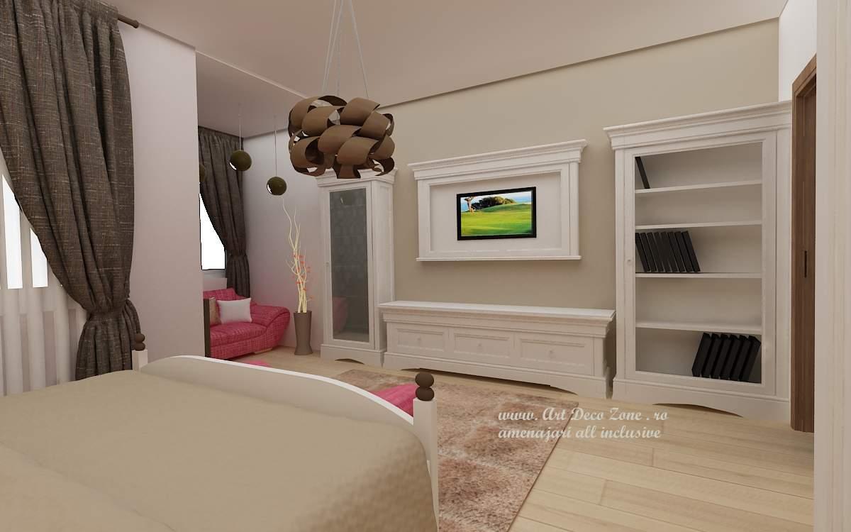 Dormitoare Vintage Pret: Mobila dormitor vintage vanilie la ...
