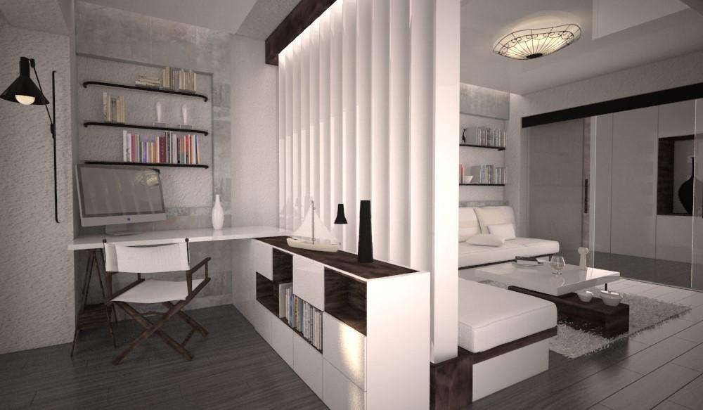 Apartament cu influente suedeze art deco zone knox for Dizain interior