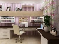 <h5>Birou croitorie</h5><p>Pentru quilting si croitorie, acest birou este conceput perfect pentru a acumula toate accesoriile necesare acestor hobbiuri. </p>
