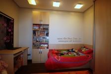 <h5>Camera fetita</h5><p>Mobilierul la comanda este executat conform cerintelor clientilor nostri, fara proiect de design interior. </p>