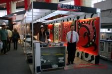 <h5>Stand</h5><p>La intrarea in stand te intampina o hostessa simpatica si un consultant in vanzari echipamente electrice.</p>