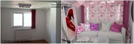<p>Comparatie spatiu la inchiriere vs. propunere design interior</p>