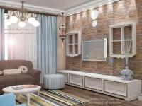 <h5>Varianta 2 TV</h5><p>Pentru clientii nostri am facut doua propuneri pentru acest perete decorativ, aceasta incluzand si doua rame, similare cu cele de fereastra.</p>