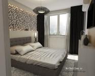 <h5>Draperii blind total</h5><p>Pentru un weekend prelungit - in dormitor sunt montate draperii care filtreaza toata lumina.</p>