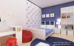 <h5>Inspiratie</h5><p>Dormitorul acesta apartine unui baietel prescolar caruia ii plac masinile si avioanele. </p>