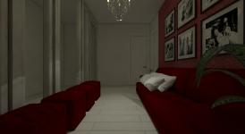 <p>Aceasta este camera de relaxare, un spatiu in care sa poti lua o pauza si sa mai stai de vorba cu colegele. </p>