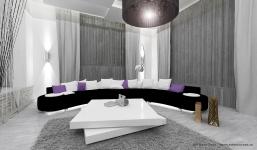 <h5>Canapea de 7 locuri</h5><p>Pentru intalnirile cu prietenii si familia, intr-un living spatios trebuie sa troneze o canapea impozanta. Aceasta canapea din textil, de 7 locuri este minunata pentru spatiul nostru.</p>