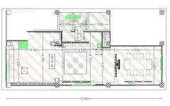 <h5>Plan</h5><p>Planul de lucru- varianta finala 2D pentru standul Legrand, la Romexpo</p>