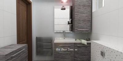 Idei design interior Baie
