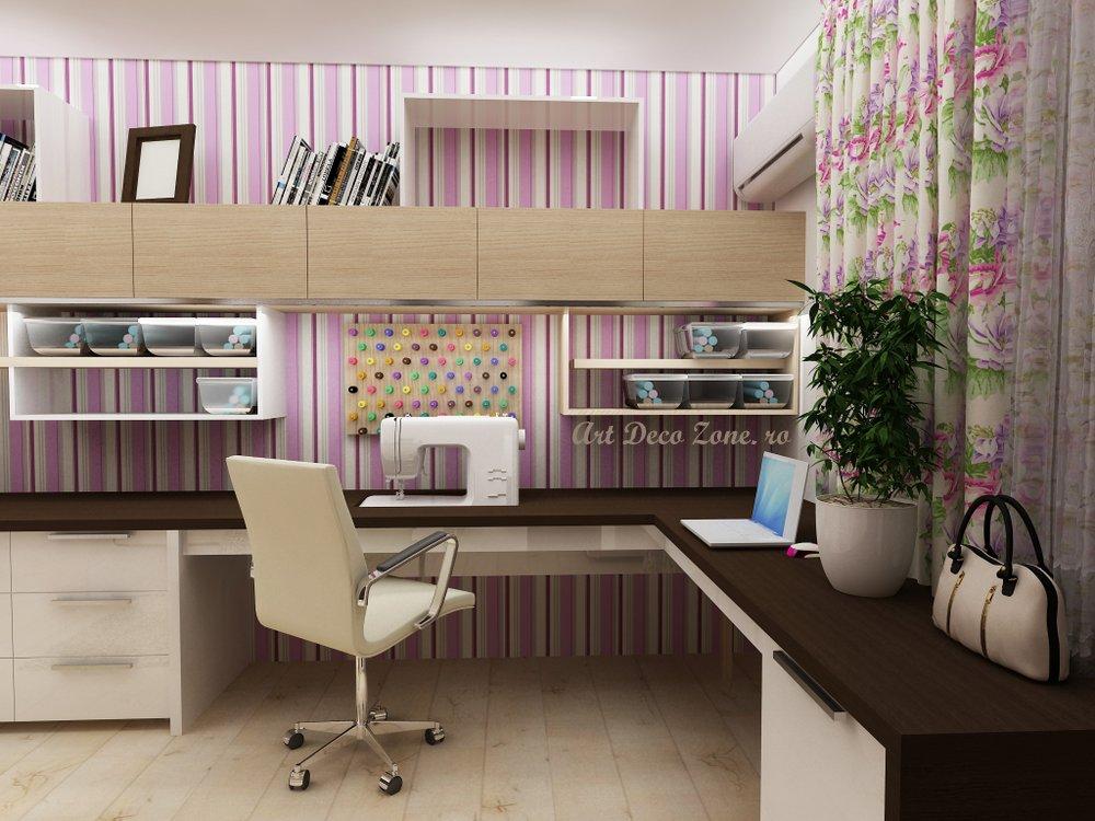 Amenajari apartamente art deco zone knox design for Design apartment 2 camere