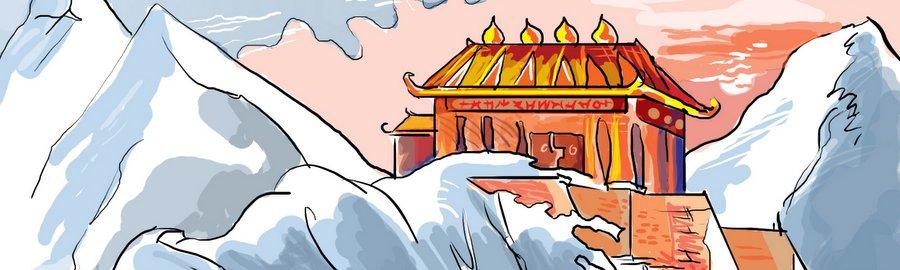 Interiors Agentia- Ep. 8 – Irene si Deea in Tibet