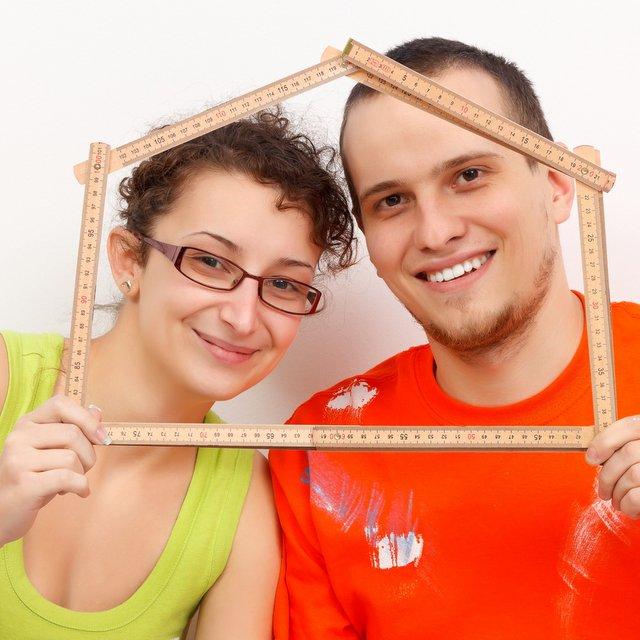 Cuplu fericit, design la cheie
