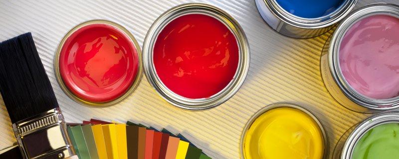 lavabil pentru amenajari interioare, gama coloristica