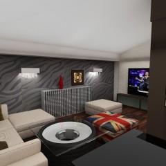 Preturi amenajari interioare all inclusive apartemente 2-3 camere