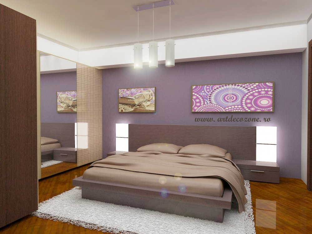 Amenajare apartament 5 camere art deco zone knox for Camere design
