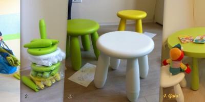 Amenajari interioare camere de copii