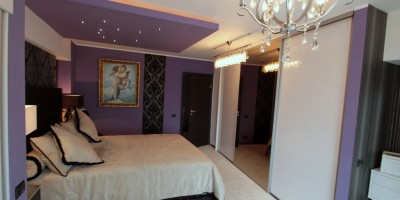 Scafa si candelabru design interior