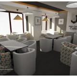 Renovare cafenea High Class