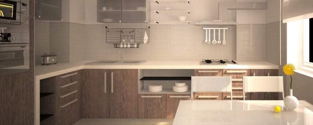 Proiect interior design bucatarie la comanda