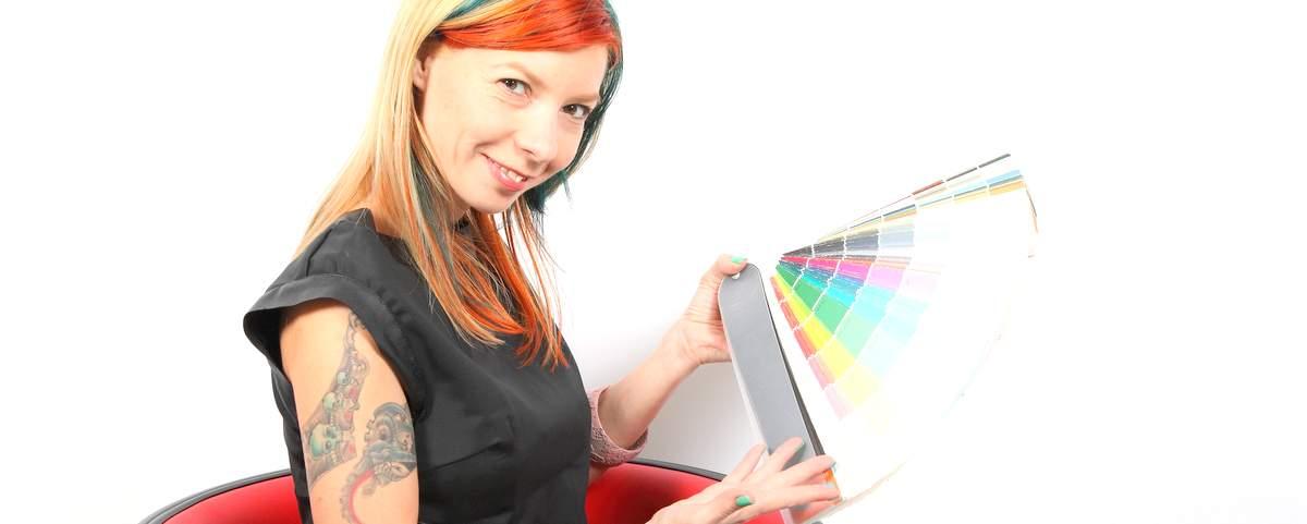 Irina Constantin, interior designer la Artdecozone