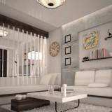 Living proiect amenajari interioare design