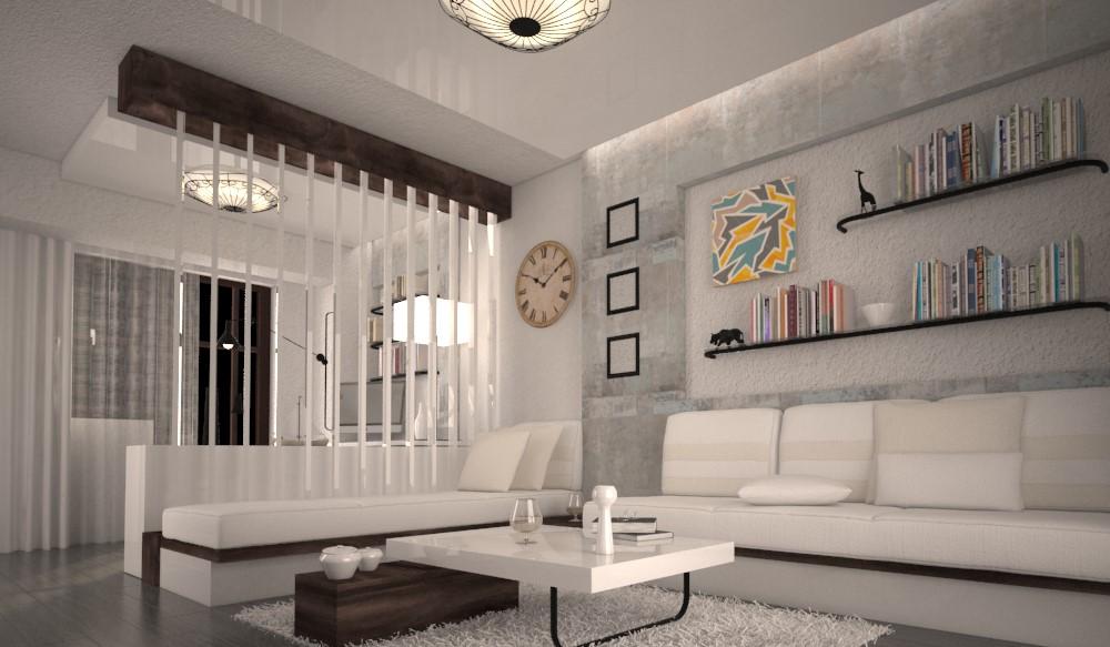 Apartament cu influente Suedeze