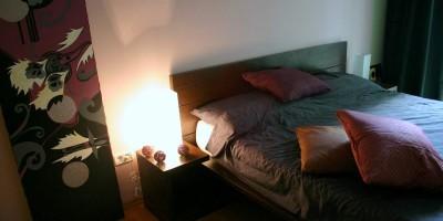 Tablouri pentru dormitor si scafa in pardoseala
