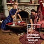 Culoarea anului 2015 Marsala – in amenajari interioare