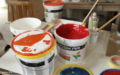 Culori și teoria culorii în amenajări interioare