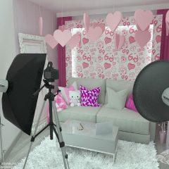 Design studio videochat