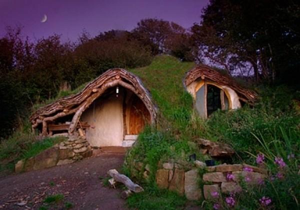 Casa in armonie cu natura