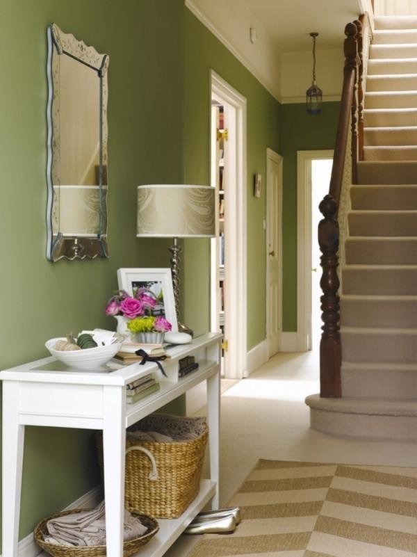 Hallway Green