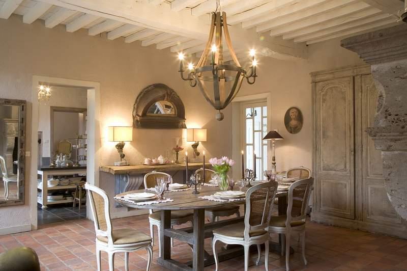 Amenajari interioare in stil Frantuzesc