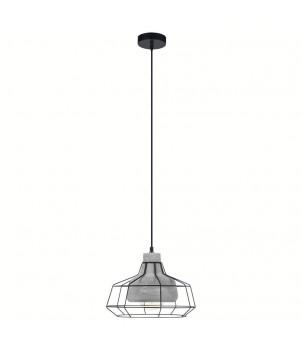 lampa suspendata beton