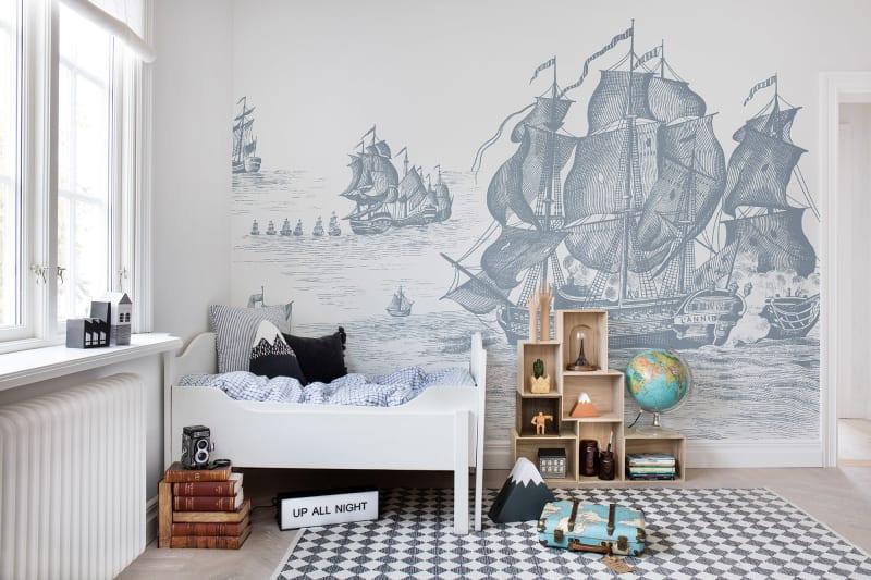 Poze design camere copii