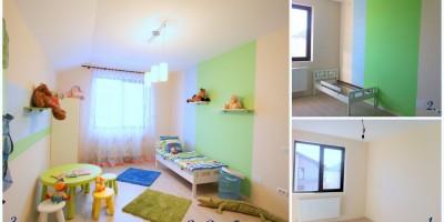 Amenajari camere de copii, in lucru