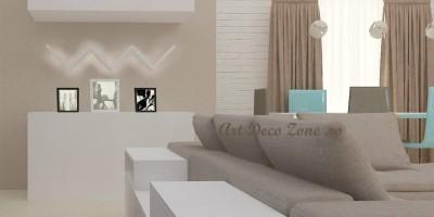 Design cool pentru living