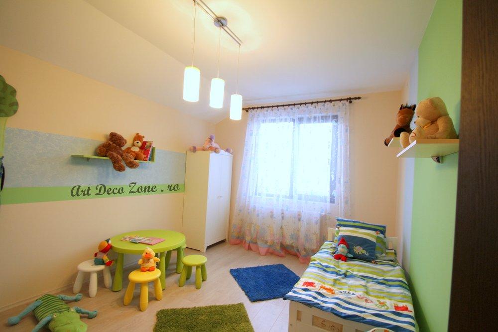 Design all inclusive - camere de copii