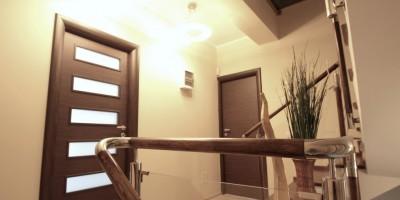 Amenajari casa scarilor, hol etaj
