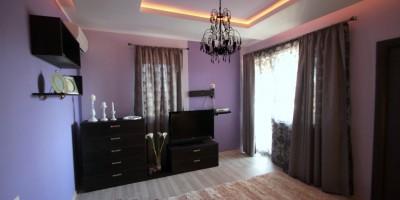 Design dormitor matrimonial - Art Deco Zone amenajari all inclusive