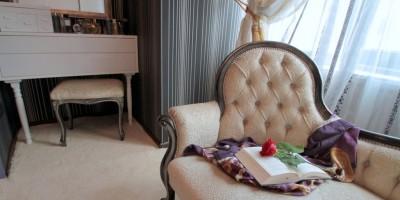 Sofa tapitata catifea - glamour