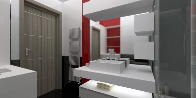 Idei design bai / grup sanitar