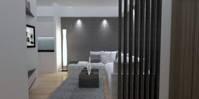 Design paravan pentru living