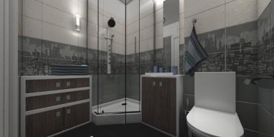 Proiect amenajari interiorare apartament