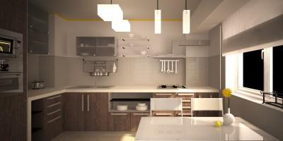 Proiect design interior 3D