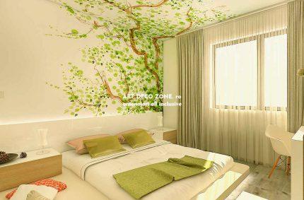 Design apartament Eco-friendly